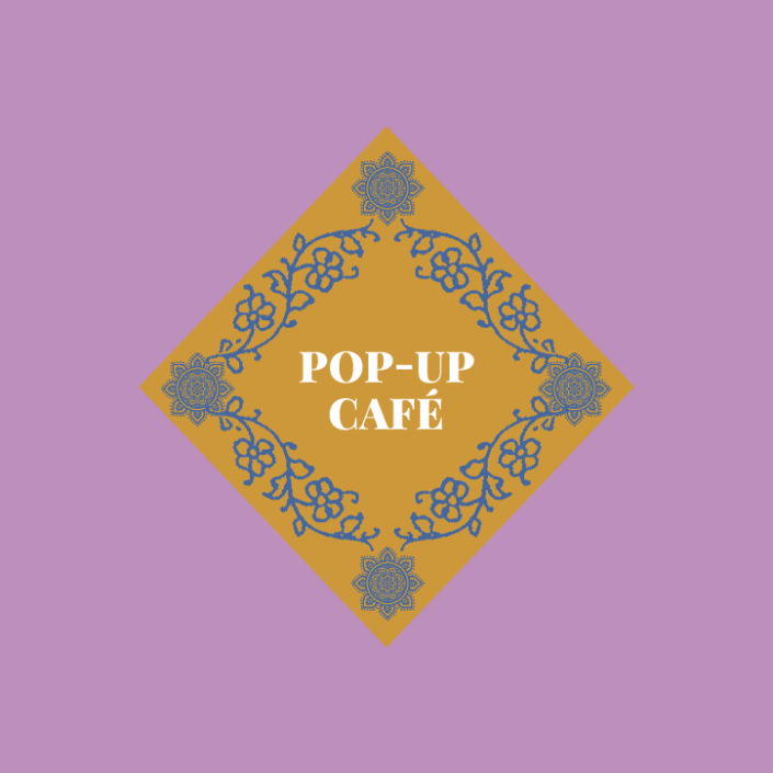 pop-up cafe